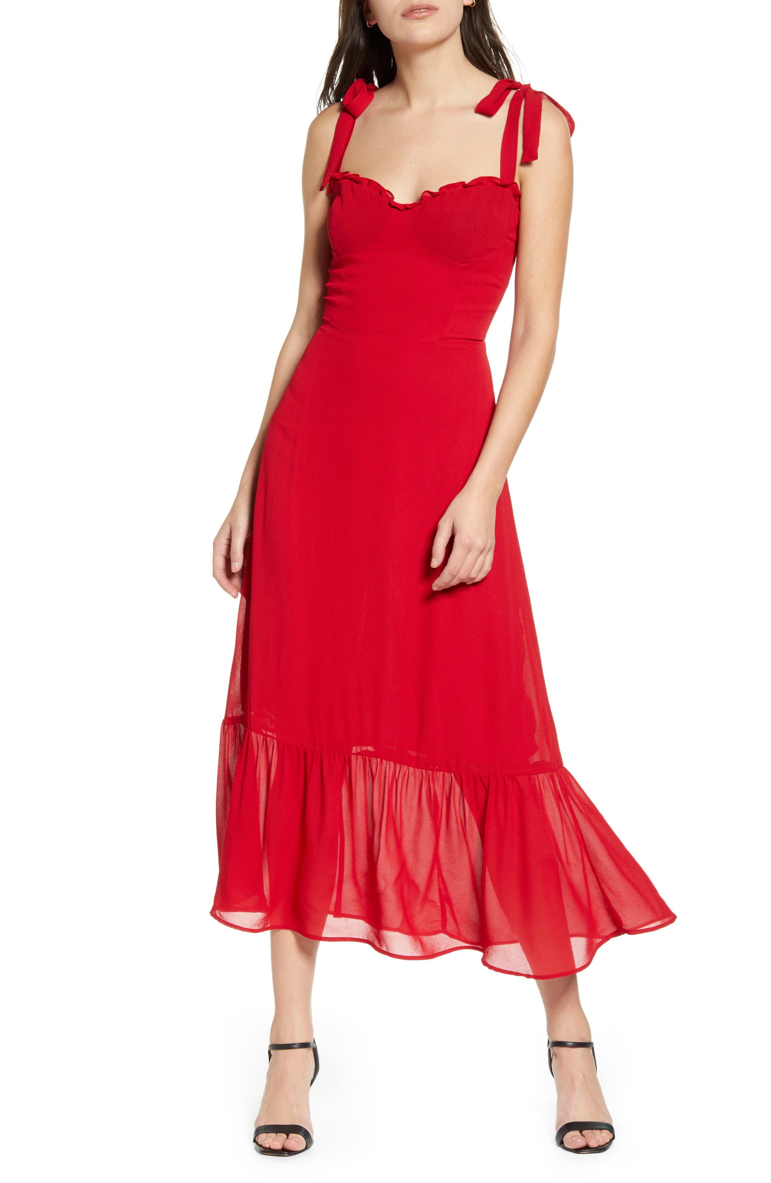 Reformation Nikita Midi Dress Nordstrom Dresses Reformation Dress Fashion Clothes Women [ 4048 x 2640 Pixel ]