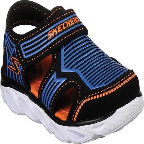 Skechers S Lights Hypno Splash Zotex Closed Toe Sandal