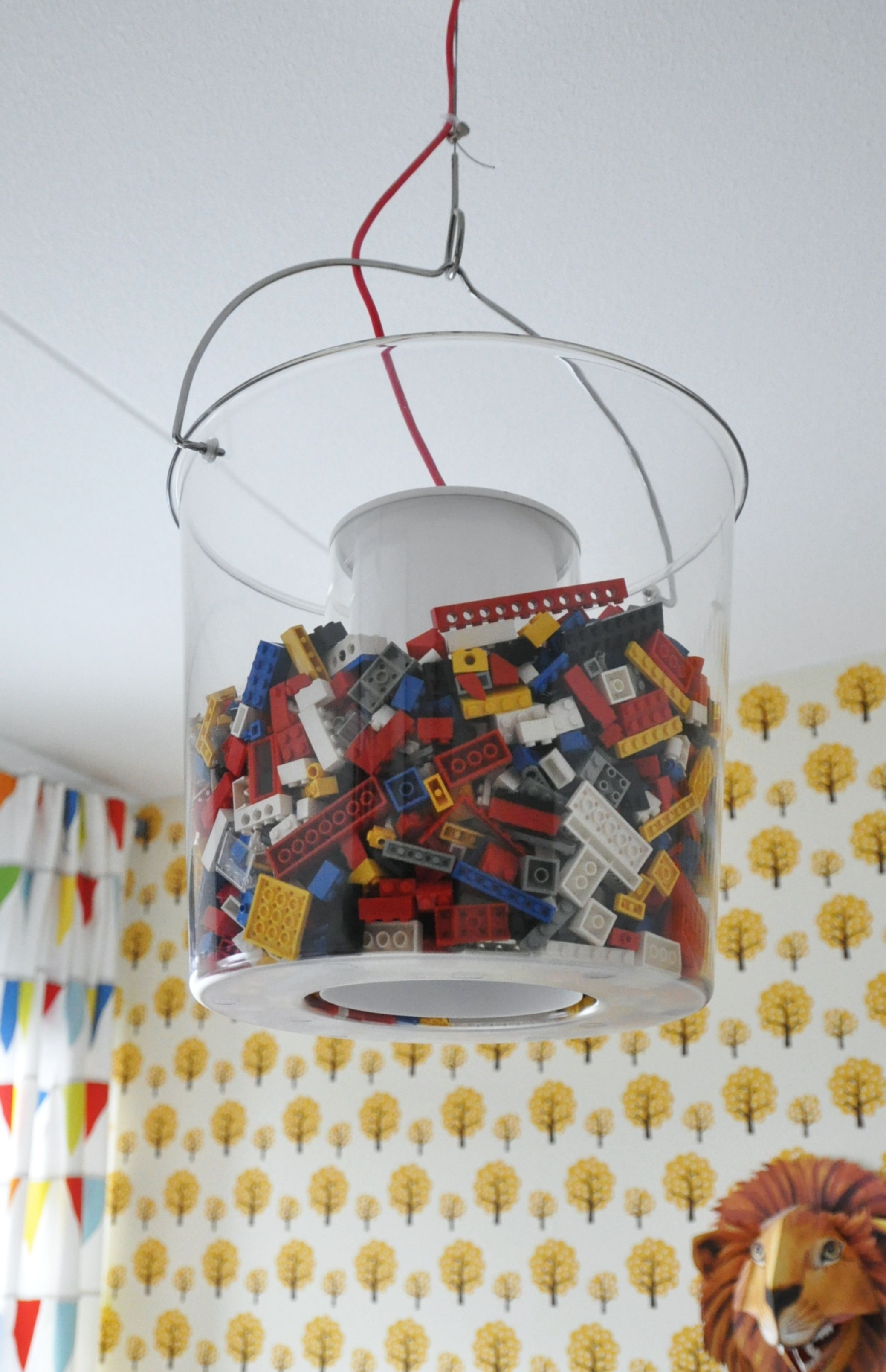 Room 2 Build Bedroom Kids Lego: How Cool Is This! Digging This Idea For A Play Room Too