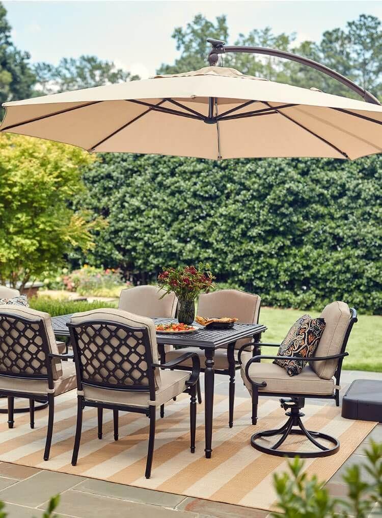 Garden Furniture Sets Home Garden Design Outdoor Dining Set