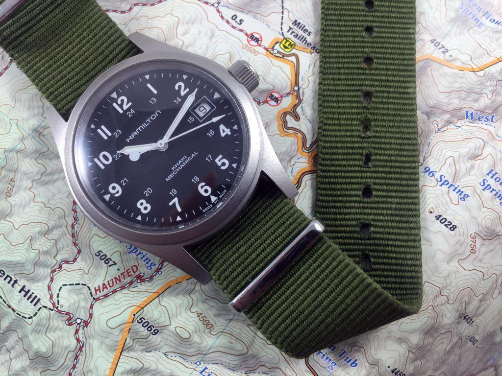 Hamilton Khaki Field Officer Handwinding Hands On Review Watches