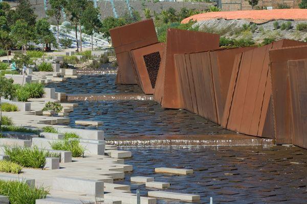 River Walk Australian Garden at The Royal Botanic Gardens, Cranbourne, by TCL Landscape Architecture Urban Design.
