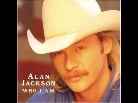 Alan Jackson All American Country Boy Country Music Alan