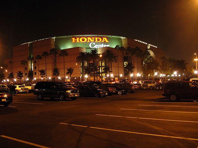 Honda Center, Anaheim, CA By Reto Kurmann, Via Flickr