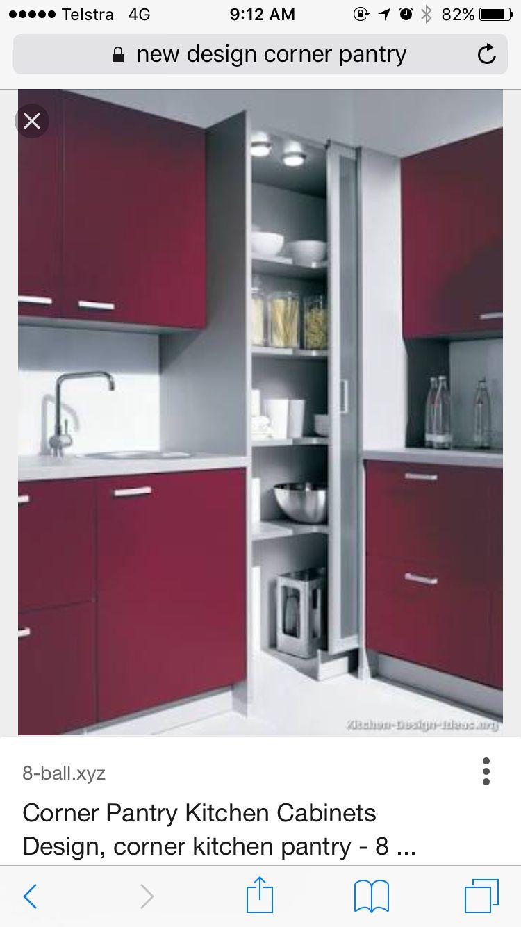 Corner Corner Kitchen Pantry Modern Kitchen Cabinet Design Kitchen Corner Cupboard
