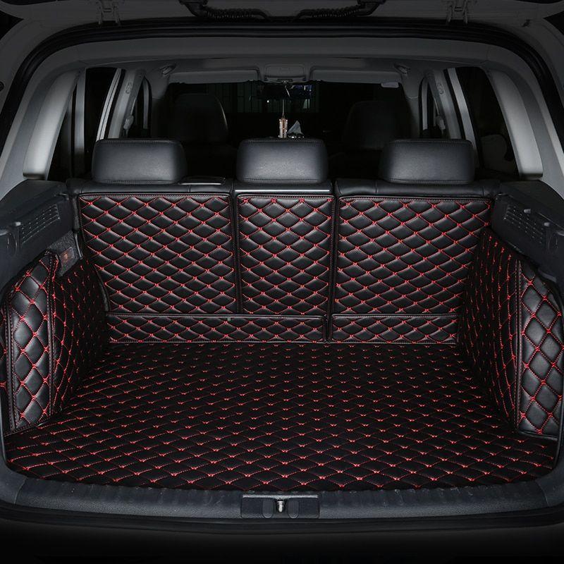 Cheap Trunk Mat Floor Mats Artificial Leather Rubber Synthetic Fiber Artificial Plush Luxury Surround Custom Car Accessories Car Accessories Nissan Pathfinder