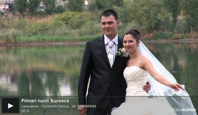 Filmare la nunta Tarna Mare Falticeni Suceava