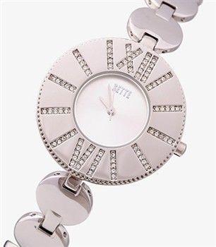 Sette Saat Sc880gw Bayan Kol Saati Saat Bayan Lelaq Com Taki Swarovski Kolye Kupe Yuzuk Bileklik Bros Aksesuar U Bracelet Watch Accessories Clock