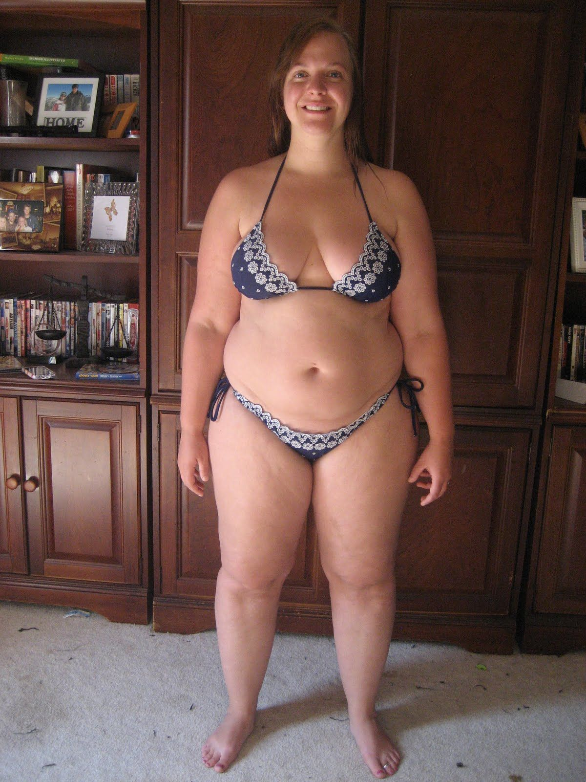 Jay harmonious woman too chubby for swimsuit wanna eat