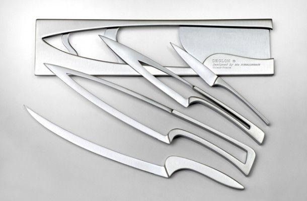 Set de cuchillos