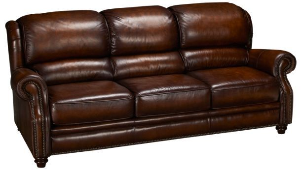 Futura Westbury Leather Sofa Jordan S Furniture