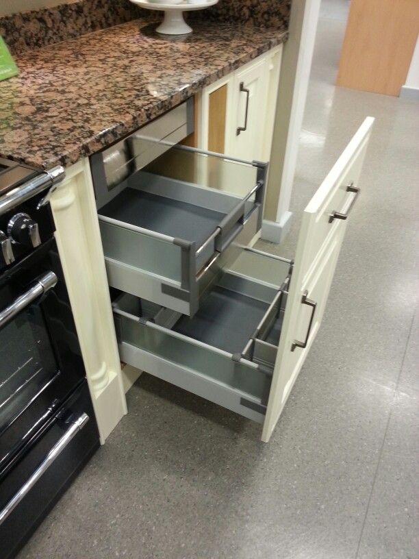 Best Schreiber Kitchen Internal Pull Out With The Bottom 400 x 300