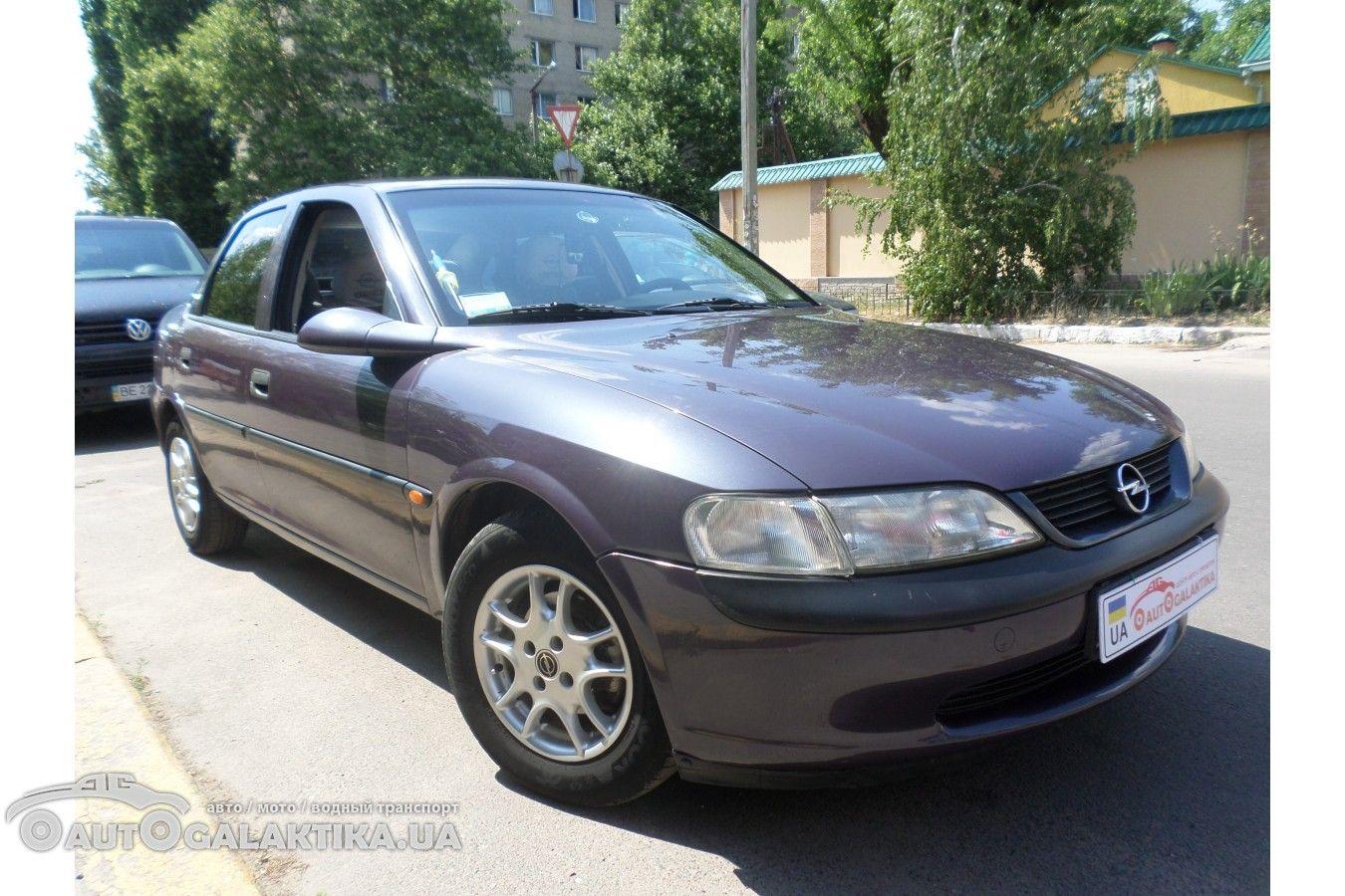 Opel Vectra B 1997 G V Suv Car Car Bmw Car