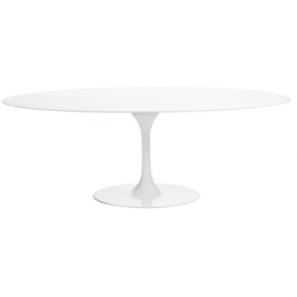 With 10 Years Experience In Reproduction Furniture You Can Be Sure You Are  Buying The Best. Our Saarinen Style Oval Table Comes With Carrara Marble  And An ...