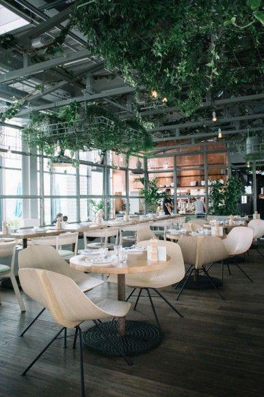 Neni Monkey Bar At 25 Hours Hotel Berlin Public Interiors In