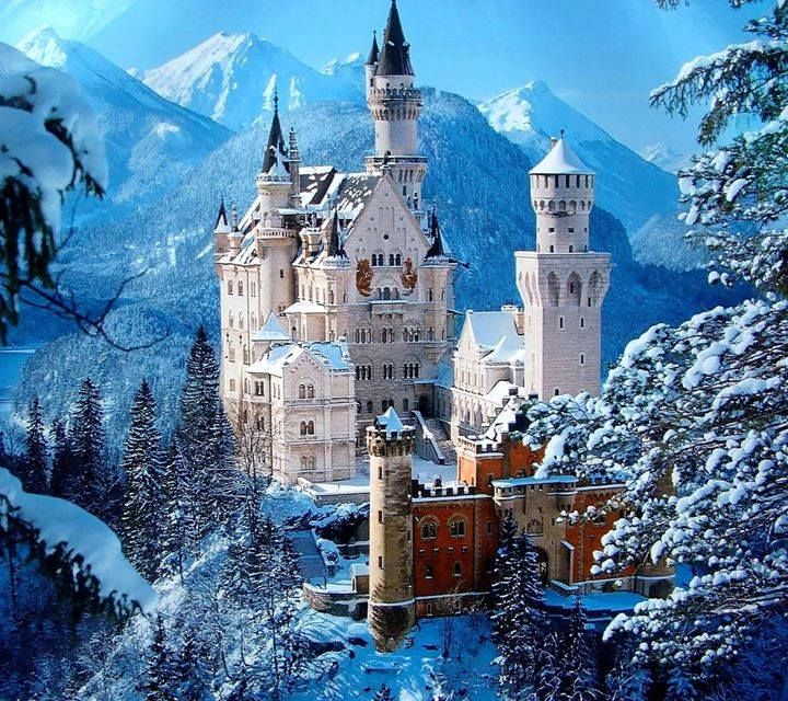 Castelo de Neschwanstein, Alemanha