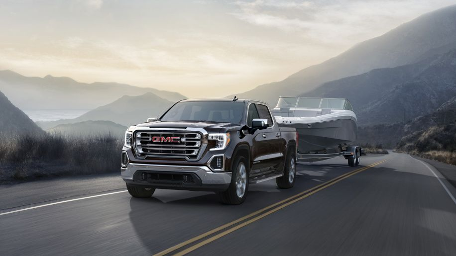 New 2019 Gmc Sierra Revealed With A Carbon Fiber Bed Available On