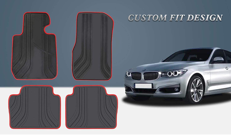 Hd Mart Car Floor Mat For Bmw 3 4 Series Custom Fit F30 F31 F32
