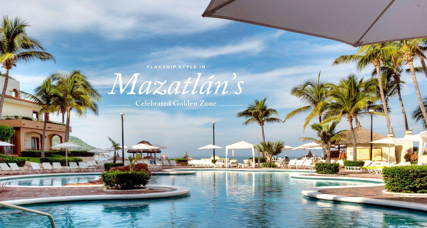 Mexico Resort On The Beach All Inclusive Pueblo Bonito Mazatlán