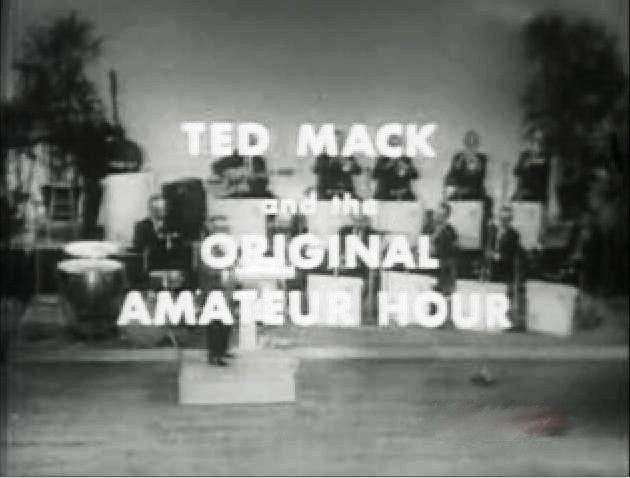 macks hour Ted original amateur