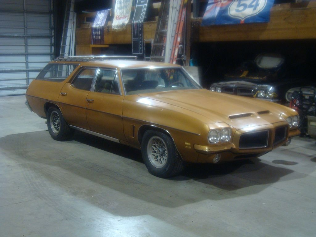 hight resolution of 1972 pontiac lemans endura station wagon 1972 just kidding