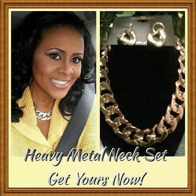 Heavy Metal www.tracilynnjewelry.net/awoodard