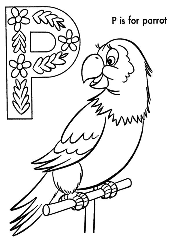 Top 20 Bird Coloring Pages Your Toddler Will Love To Color