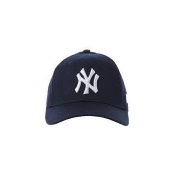 New Era New York Yankees Hat ❤ liked on Polyvore featuring accessories 4c74eb871136