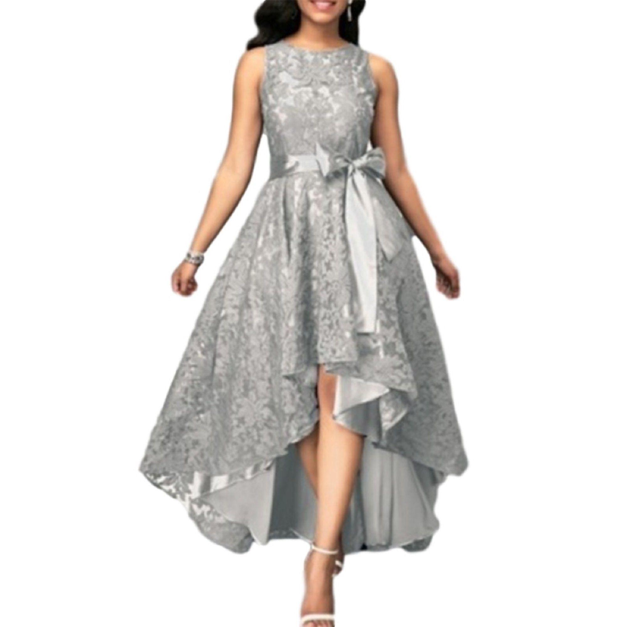 Sysea Sleeveless Women Lace Party Dress Irregular Dresses Walmart Com Walmart Com Lace Party Dresses High Low Lace Dress Belted Lace Dress [ 2000 x 2000 Pixel ]