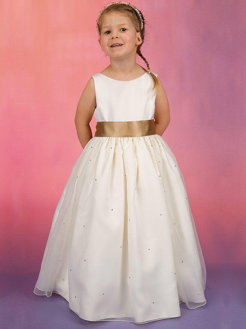 Flower Girl Dresses For Cheap | flower girl dresses 2 | Pinterest