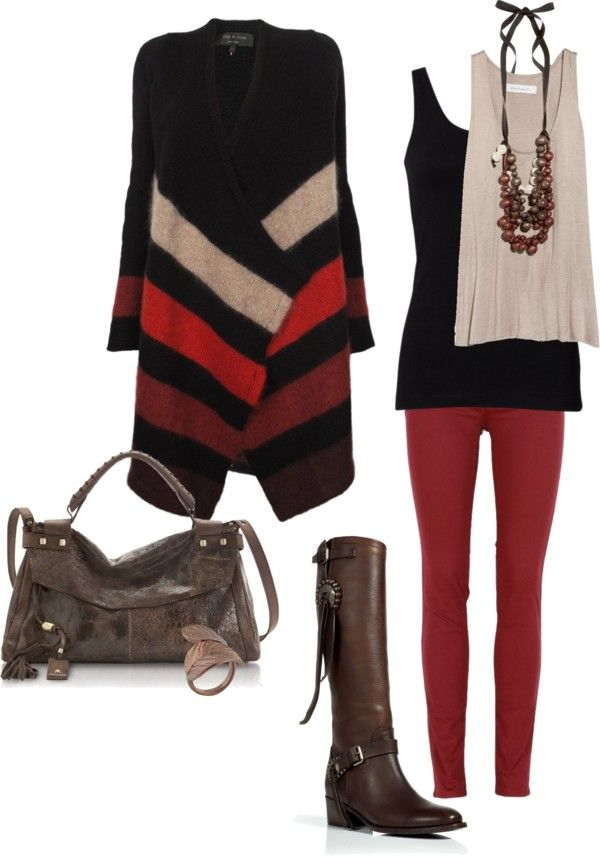 """""""fall chic"""" by ereicha001 on Polyvore"""