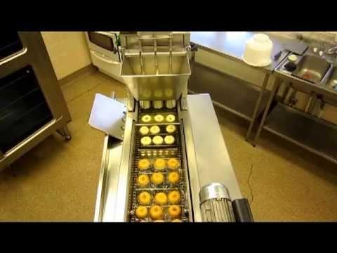 Mini Donut Machine Mp3 Demo Youtube Mini Donuts Donuts Carnival Food