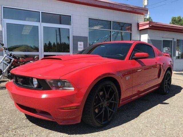 Ebay 2010 Mustang Gt Premium Fordmustanggt Premium82903 Milestorch Red