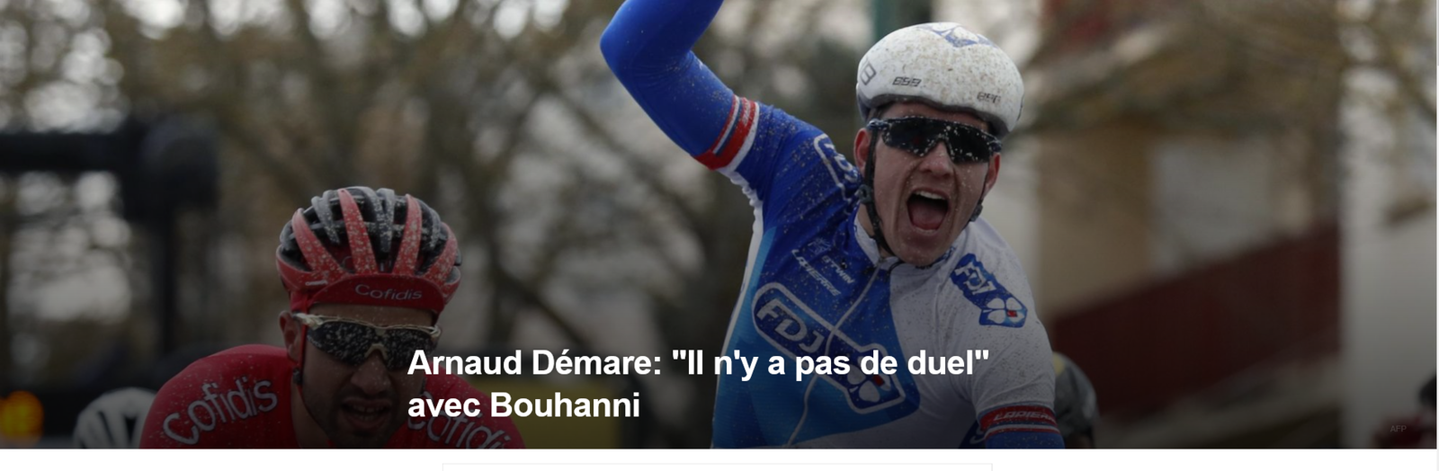 """Arnaud Démare: """"Il n'y a pas de duel"""" avec Bouhanni Arnaud Démare: """"Il n'y a pas de duel"""" avec Bouhanni Arnaud Démare: """"Il n'y a pas de duel"""" avec Bouhanni - PARIS - NICE - Arnaud Démare a coupé court à l'hypothèse d'un """"duel"""" avec Nacer Bouhanni, son..."""