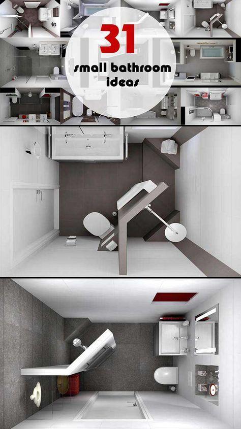 Photo of 31 perfect small bathroom ideas of 2015