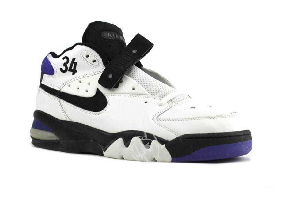 Nike Air Force Max Charles Barkley PE 1993 | SneakerNews.com