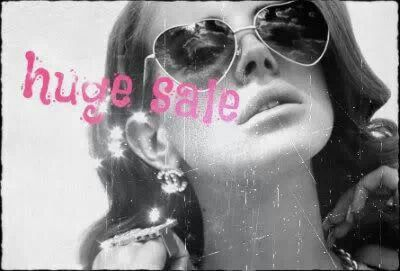 The 2 words no girl can resist.. huge sale!!