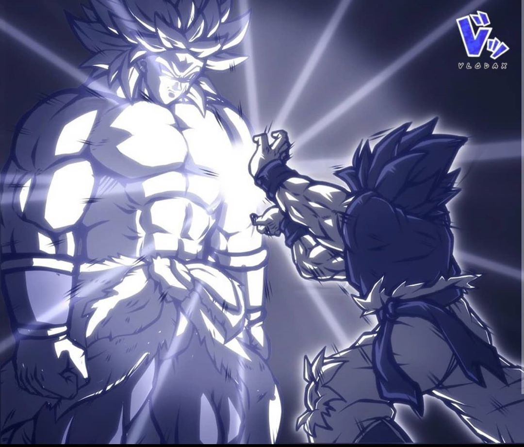 So This Is The Power Of Ultra Instinct Template   Love Meme