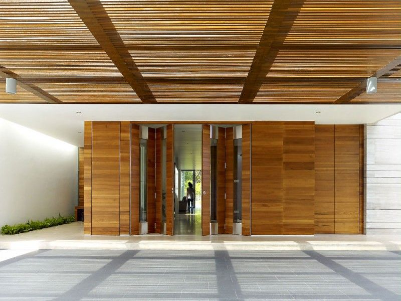 West Coast Grove By Ong Ong Front Doors Doors And Architecture