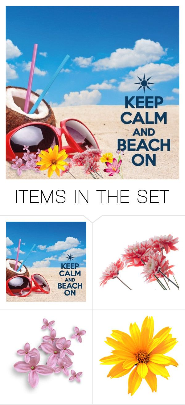"""beach"" by callejastenorio on Polyvore featuring arte"