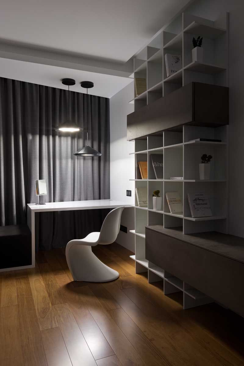 Denis Rakaev Has Recently Completed The Interior Design Of A  # Muebles Jenny Montano
