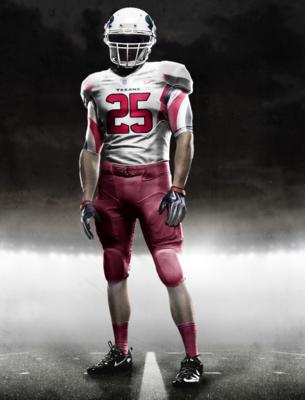 Fantasy Texans Uniform