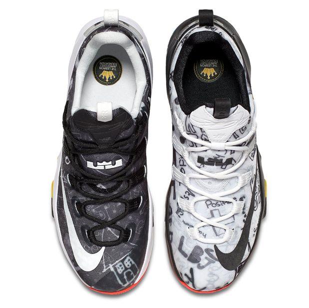 Release Date: Nike LeBron 13 Low LeBron James Family Foundation •  KicksOnFire.com