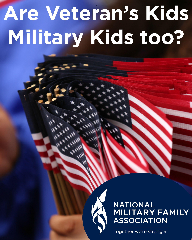 Are Veteran Kids Military Kids Too Military Kids Military