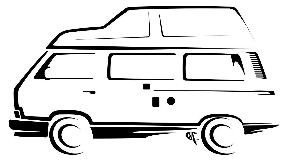 T3 Joker Vw T3 Volkswagen Bus Vw Bus