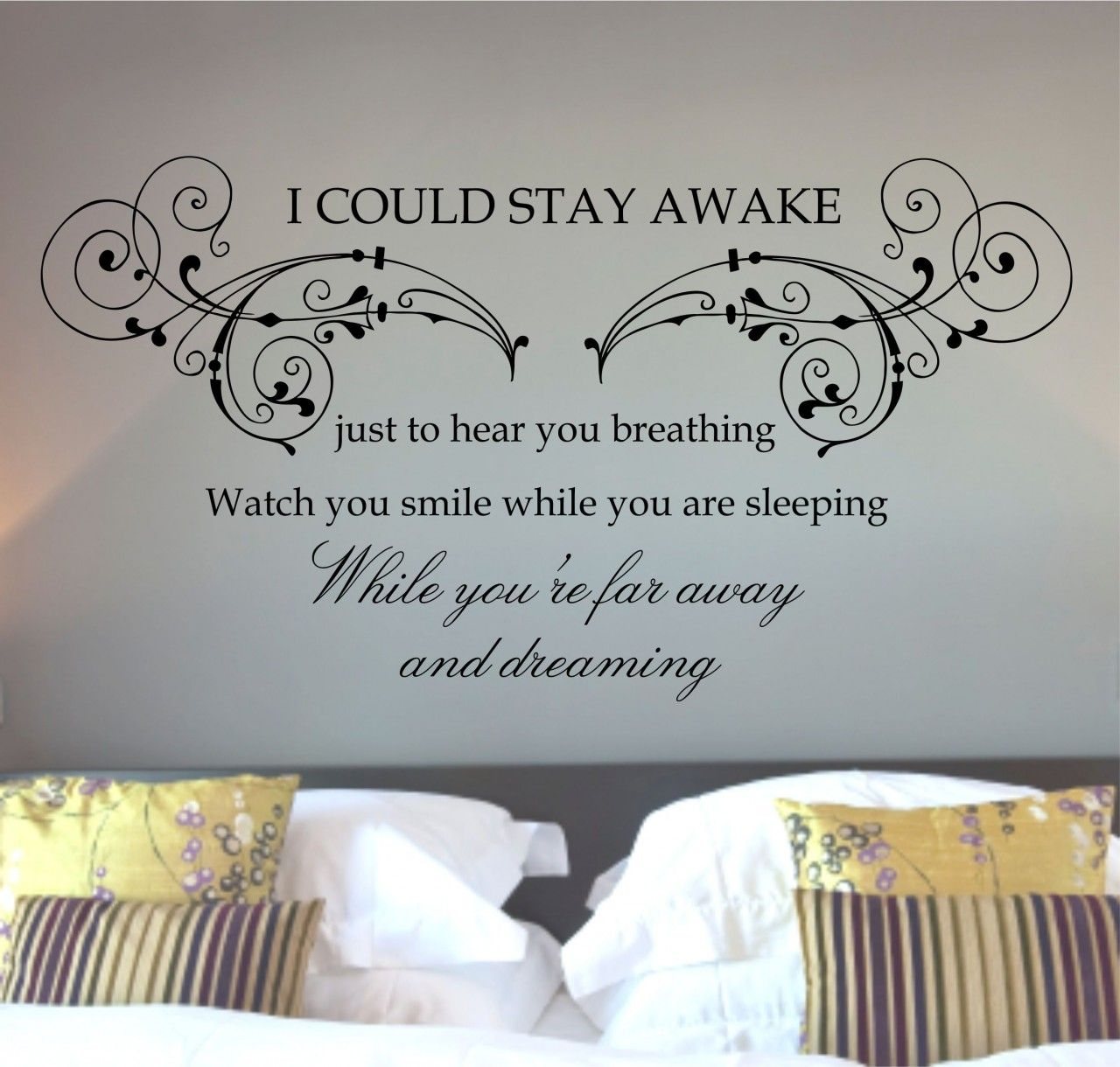 Wall quotes images buy aerosmith quote wall art sticker for Best quotes for wall art