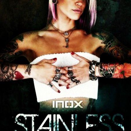 #Inox #men#women#stainless #steele #jewelry #Fantasy#Goldsmiths #millwoods town Center #battery #house plus