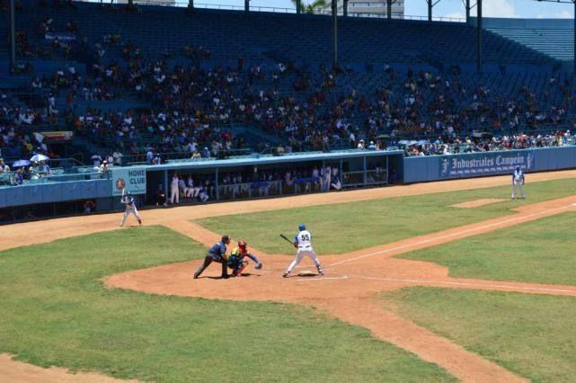 Photo of キューバ野球観戦 in ラティーノ・アメリカーノ球場【キューバ・ハバナ】