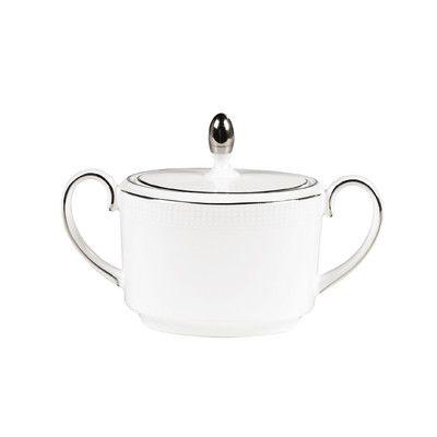 Vera Wang Blanc Sur Blanc Sugar Bowl