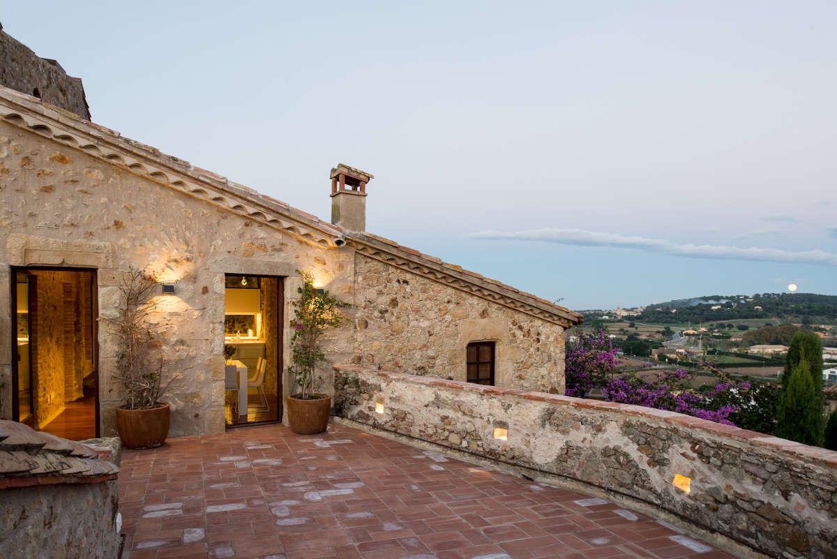 Casa rústica en venta en Pals pueblo. Emporda, Girona